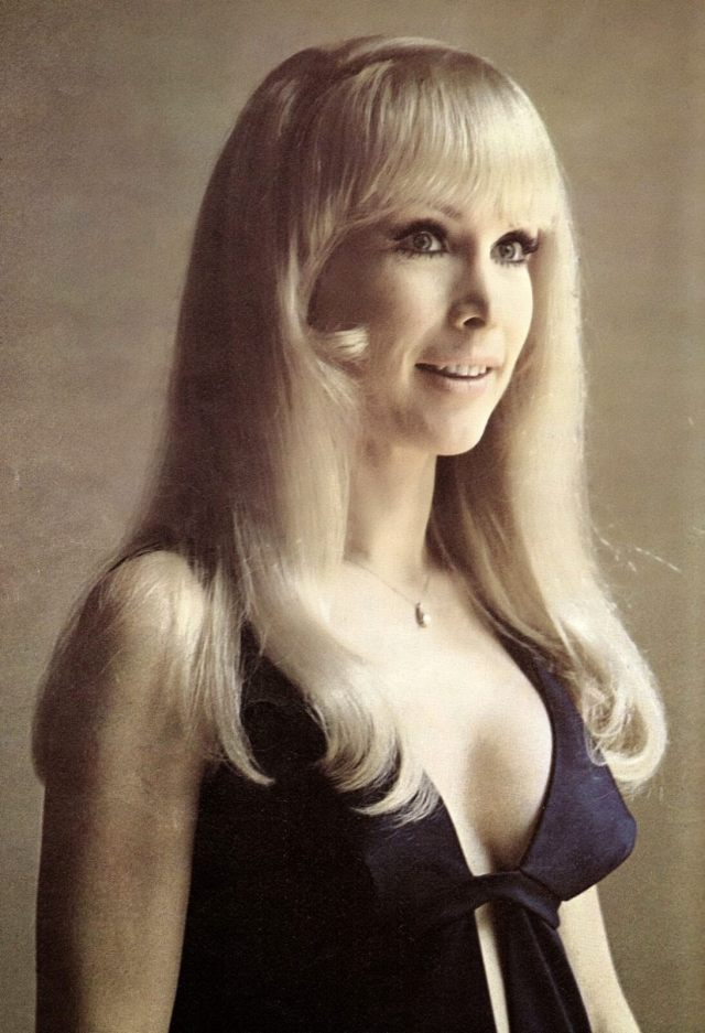 Barbara Eden SEXY HAIRS