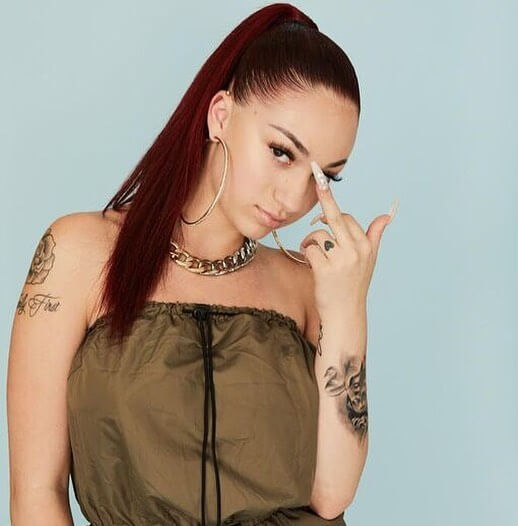 Bhad Bhabie hot busty pictures