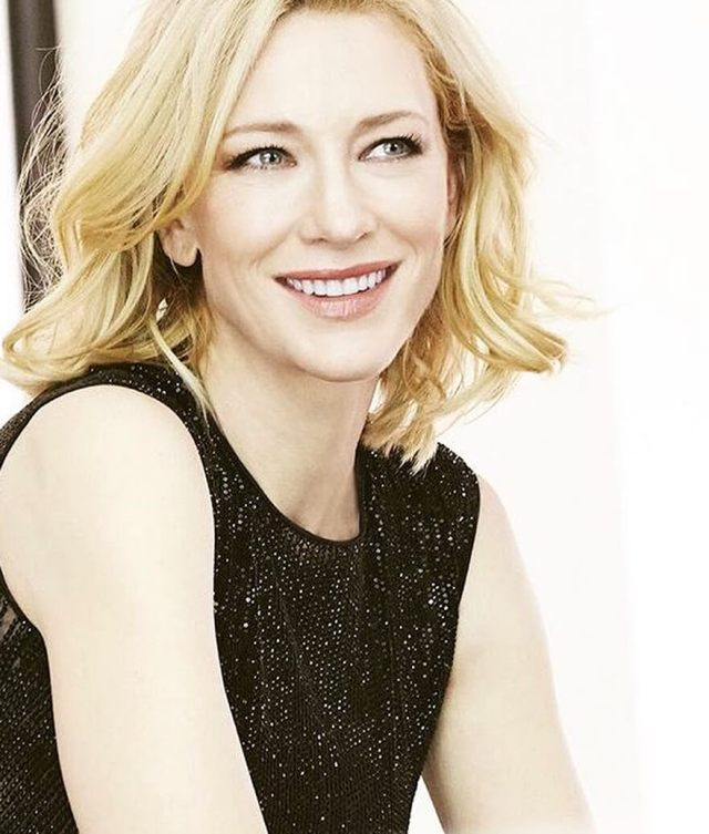 Cate Blanchett sexys mile