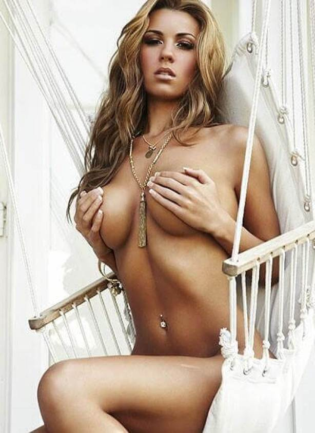 Christine McGuinness sexy topless pic