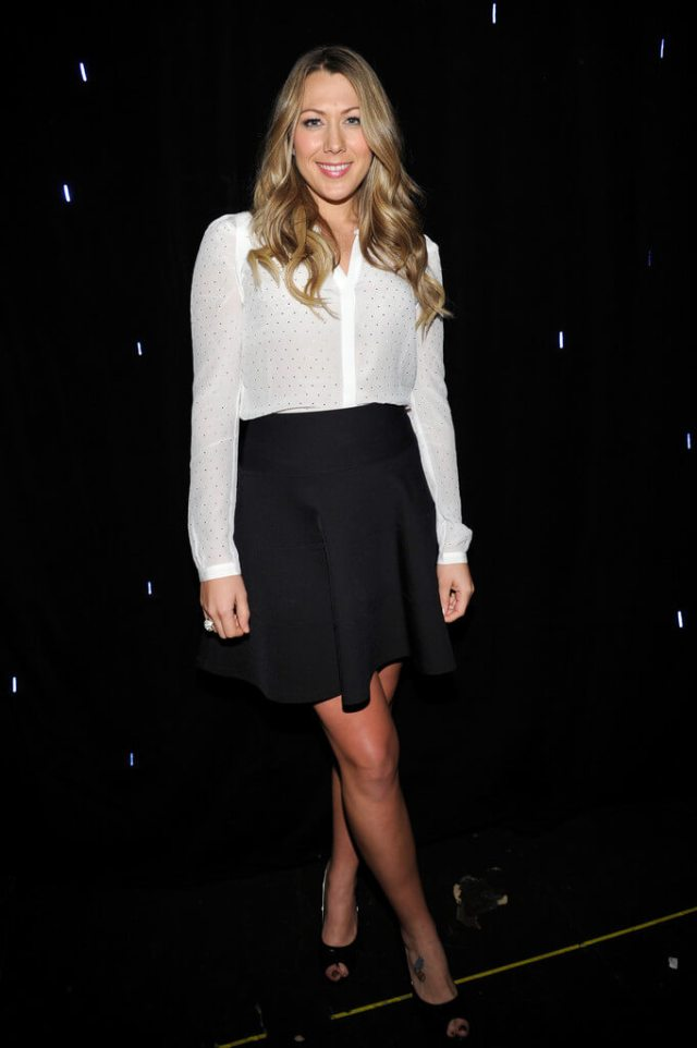 Colbie Caillat awesome pic dress