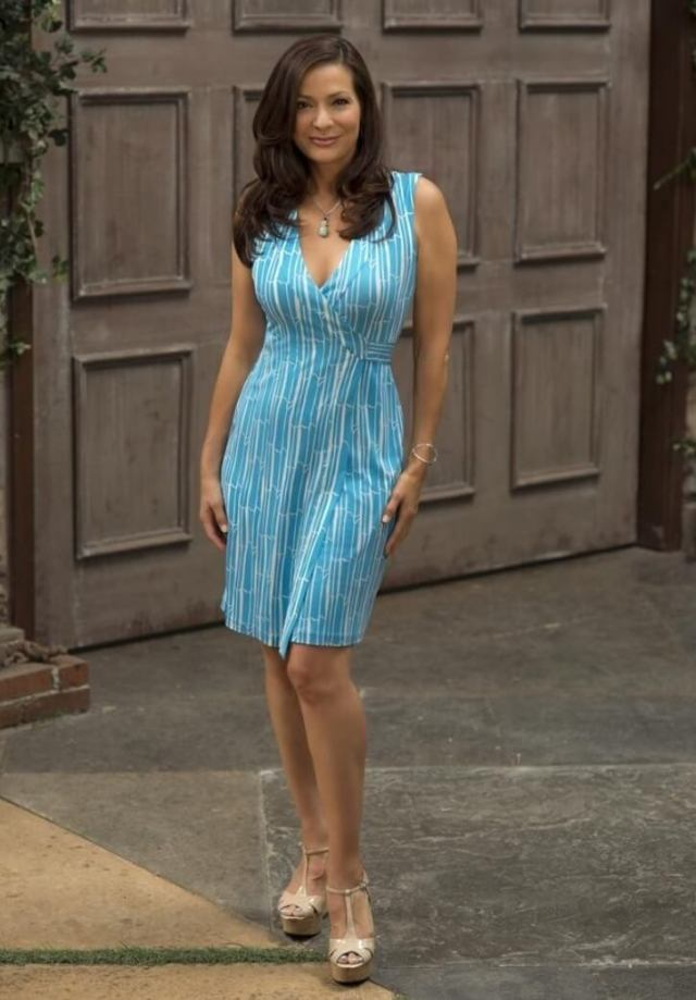 Constance Marie awesome photo