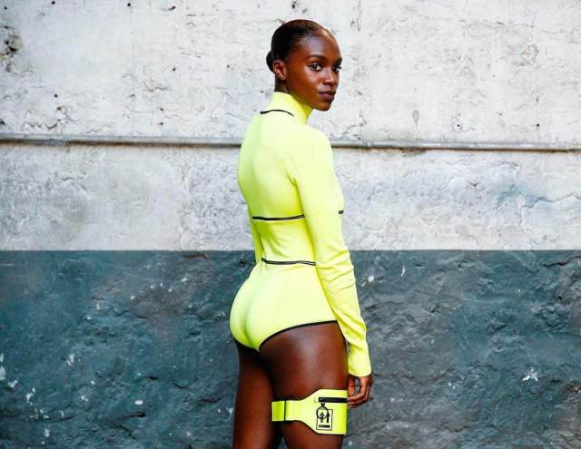 Dina Asher-Smith sexy thighs