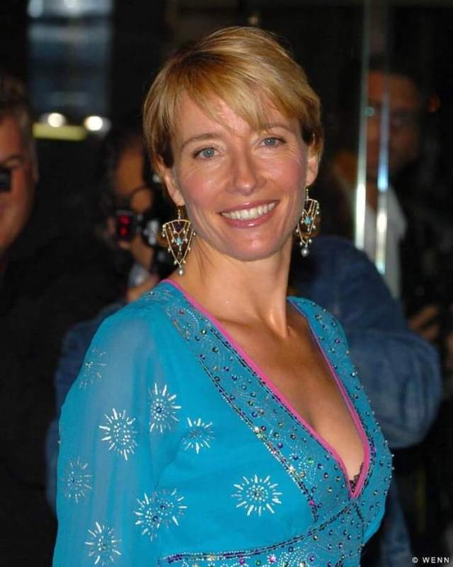 Emma Thompson sexy busty picture