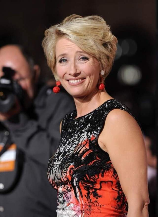 Emma Thompson sexy side photo