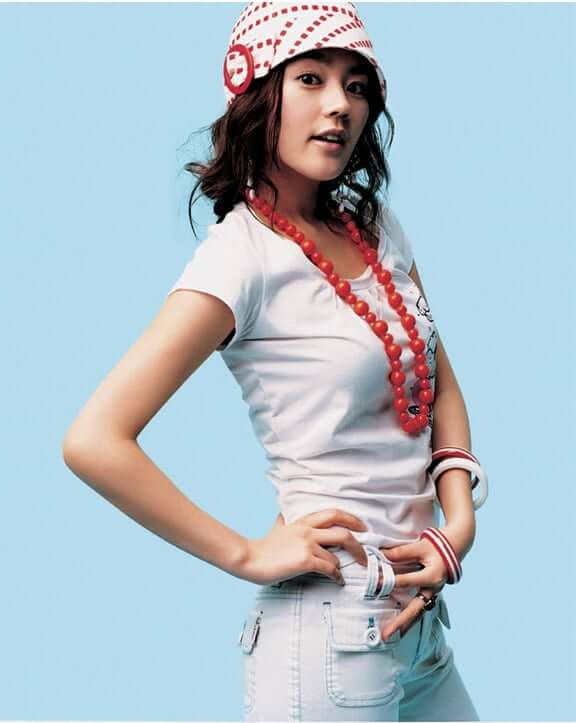 Han Ga-in awesome picture