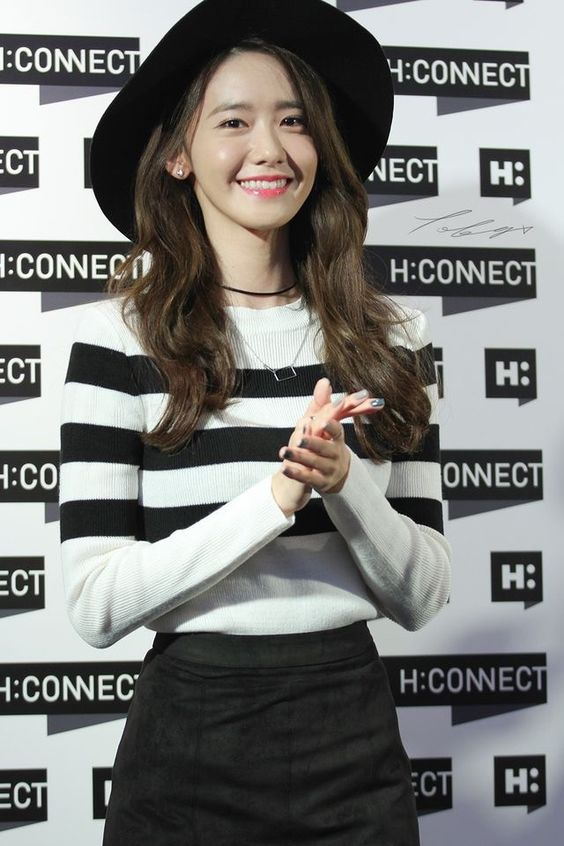 Im Yoona Hot in Hat