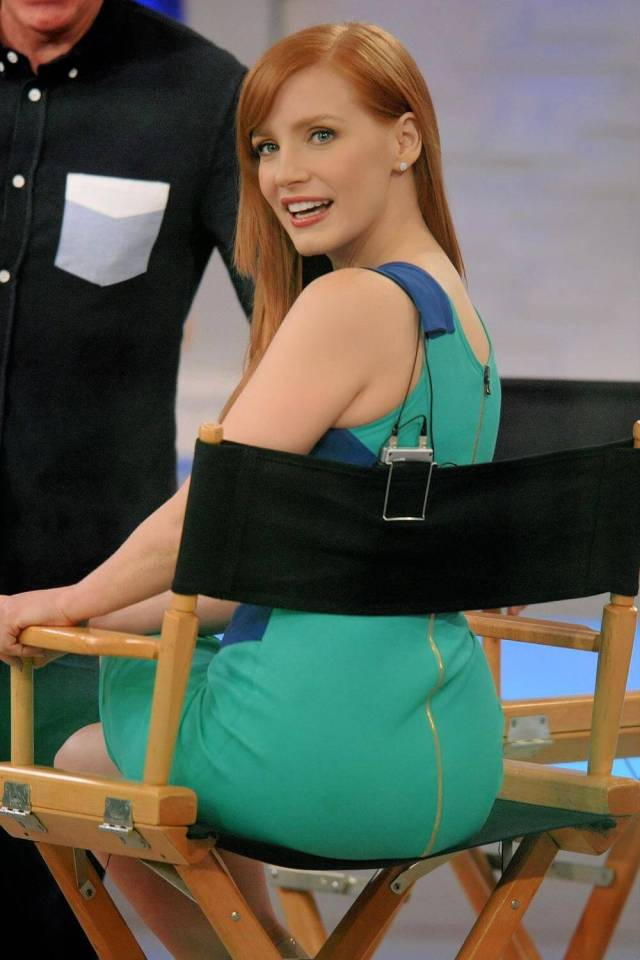 Jessica-Chastain-Booty