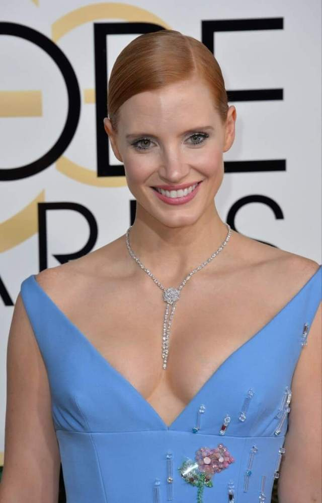 Jessica Chastain beautiful pictures