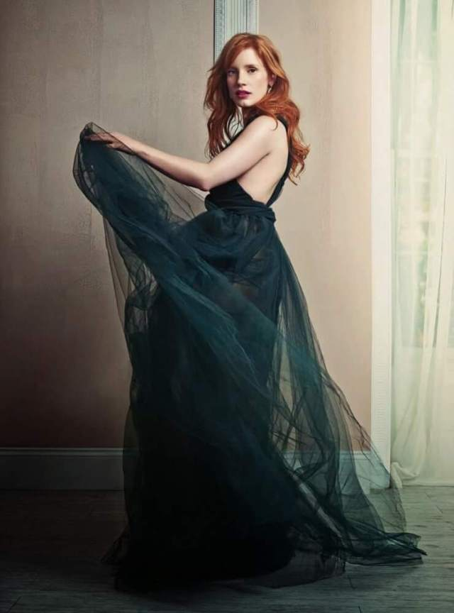 Jessica Chastain sexy picture
