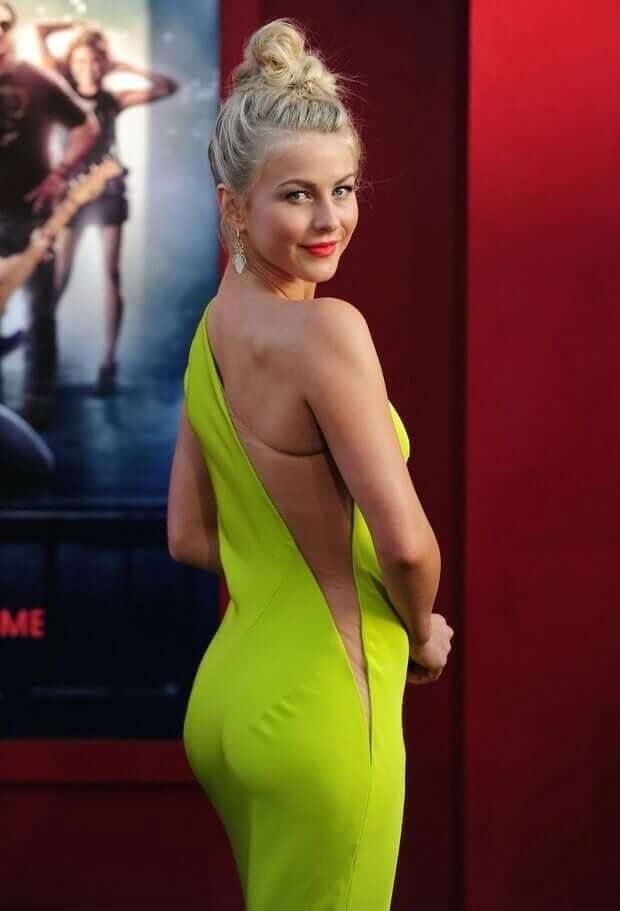 Julianne Hough ass photo (2)
