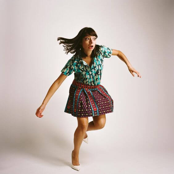 Kate Micucci awesome picture