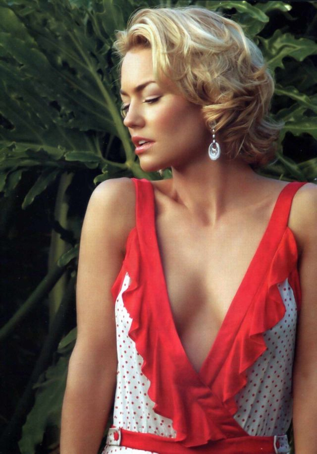Kelly Carlson on Short Hair