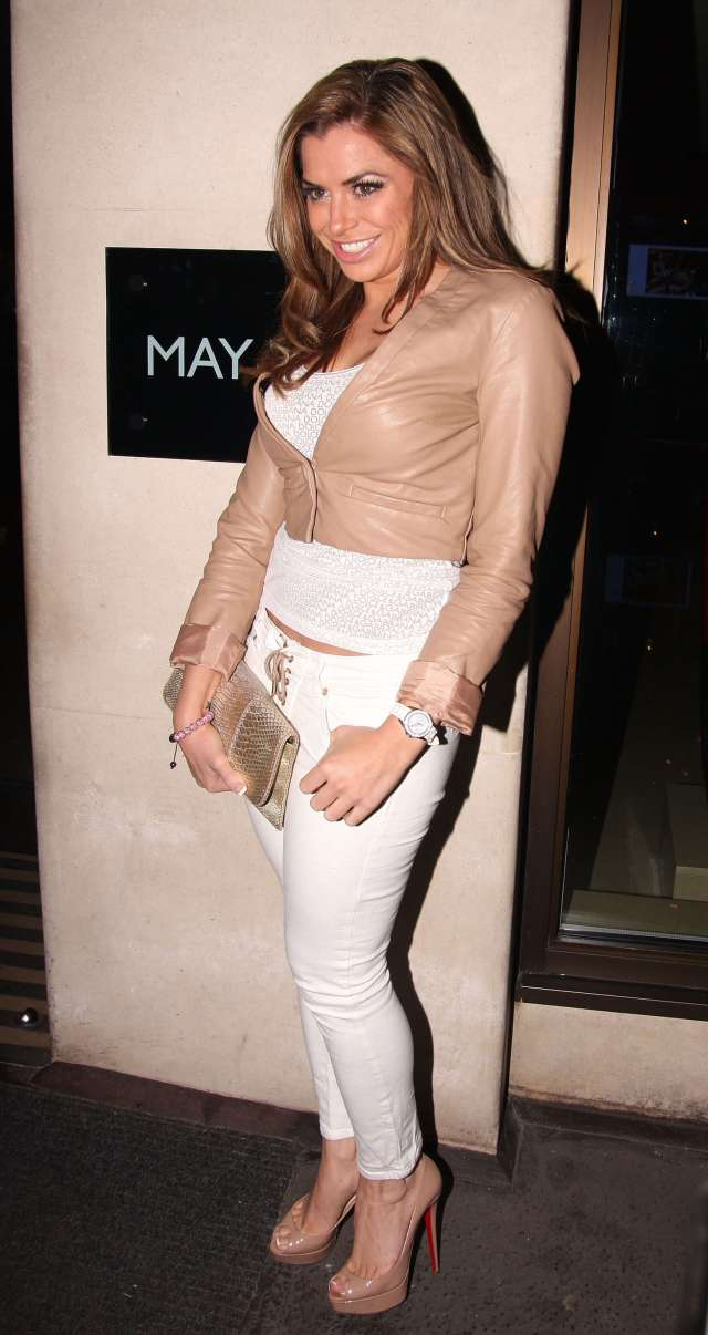 Louise Glover hot pic