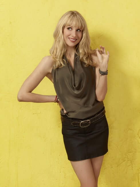 Lucy Punch hot