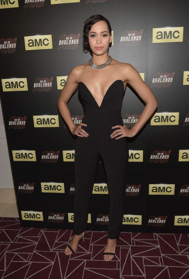 Madeleine Mantock cleaavges pic