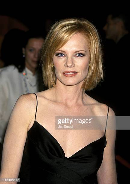 Marg Helgenberger on Party