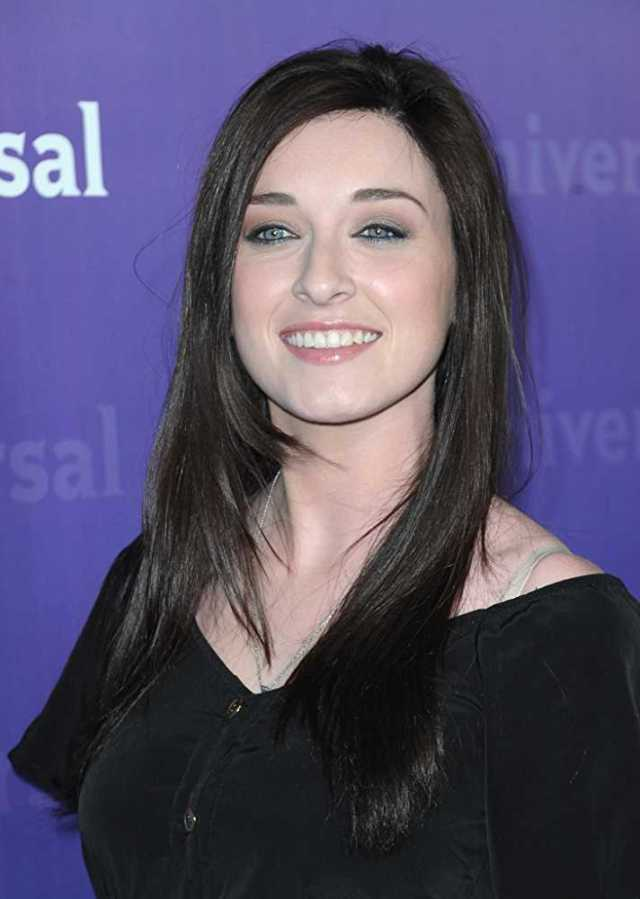 Margo Harshman Smile