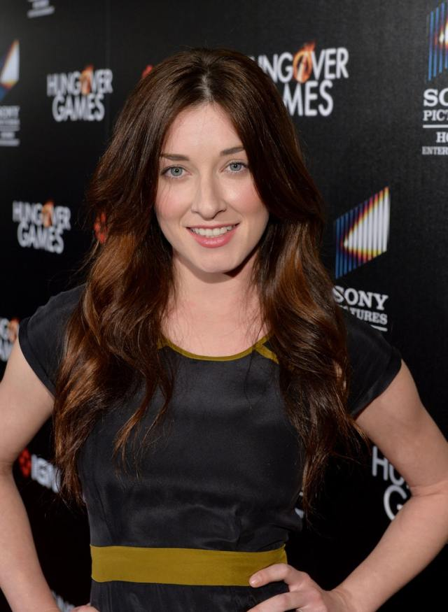 Margo Harshman on Awards