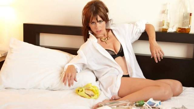 Natasha Leggero hot cleavages picture