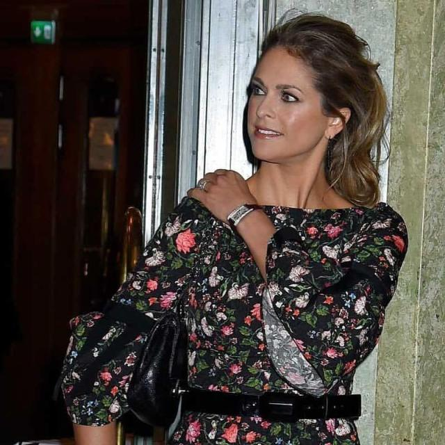 Princess Madeleine hot side pictures