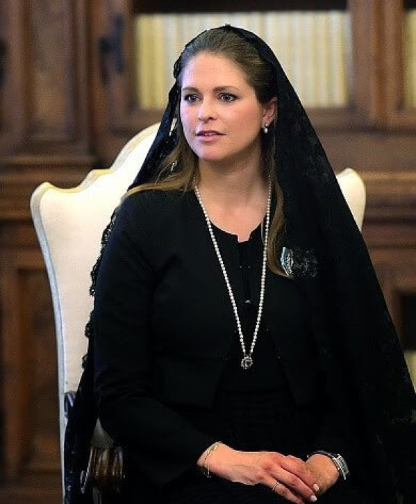 Princess Madeleine sexy pictures