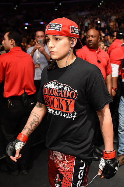 Raquel Pennington hot