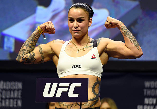 Raquel Pennington sexy photo (3)