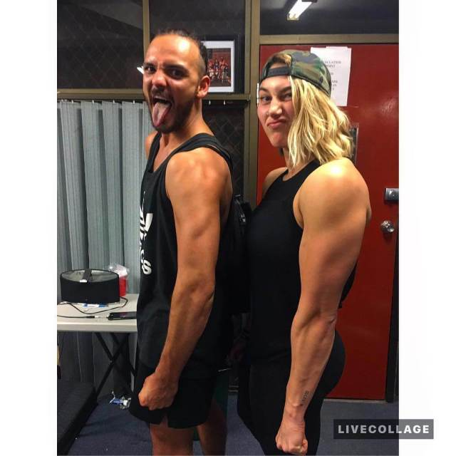 Rhea Ripley awesome pics