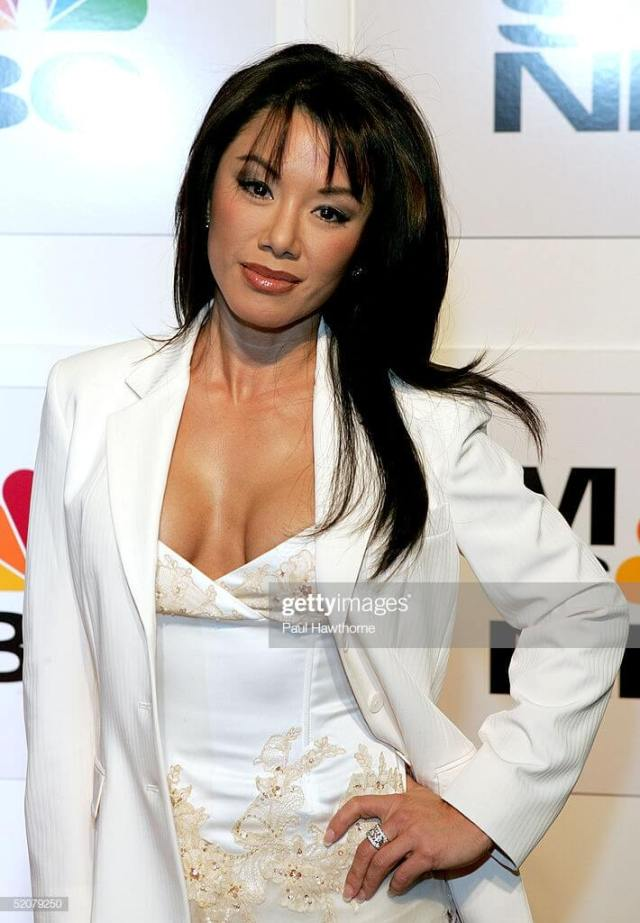 Sharon Tay hot busty picture