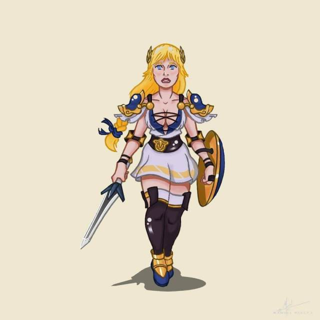 Sophitia awesome pic