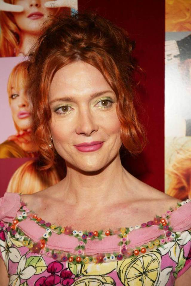 glenne headly smile face