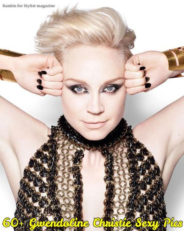 60+ Hot Pictures Of Gwendoline Christie That Are Simply Gorgeous | Best Of Comic Books