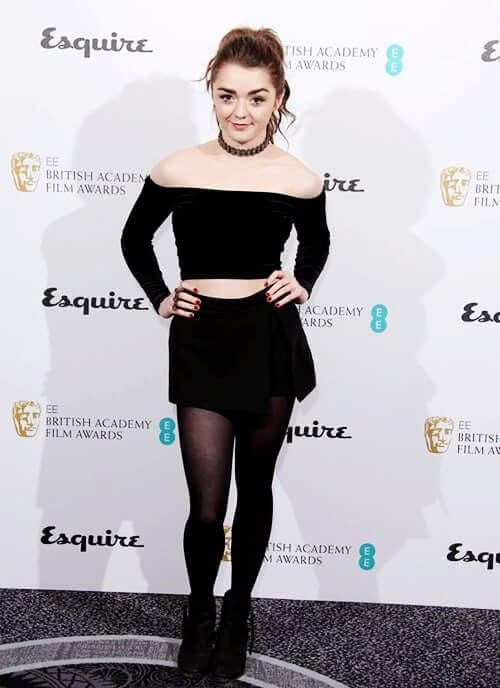 maisie wiliams sexy pictures (2)
