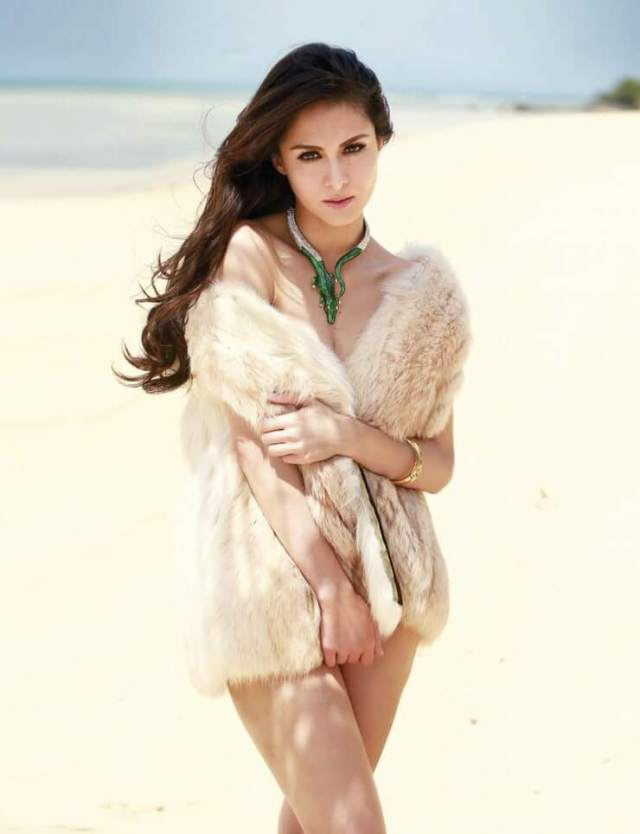 marian rivera beach