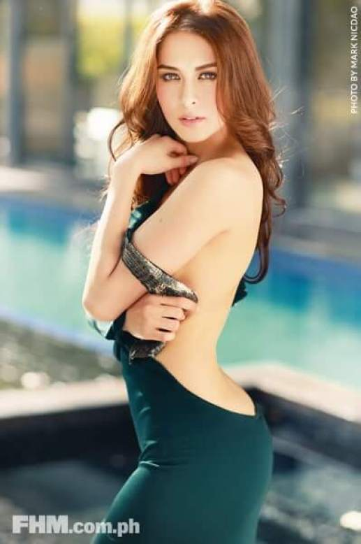 marian rivera hot body