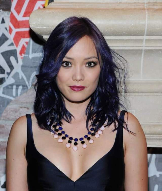 pom klementieff cleavage pictures