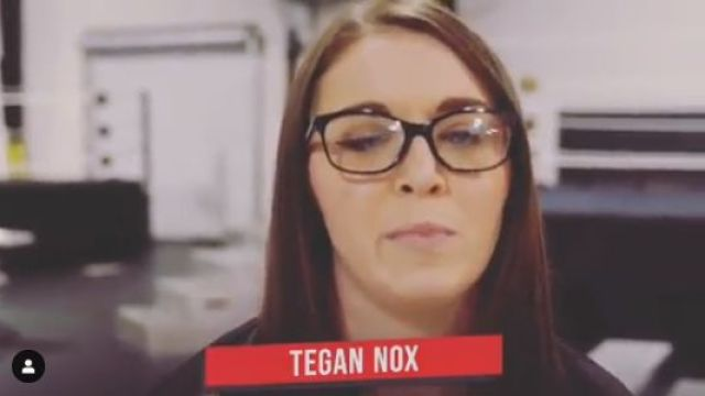 tegan nox fabulous look