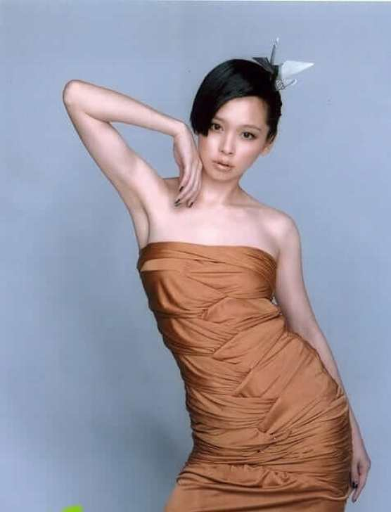 vivian hsu short hair