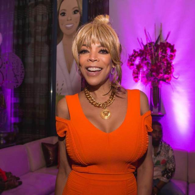wendy williams sexy dress