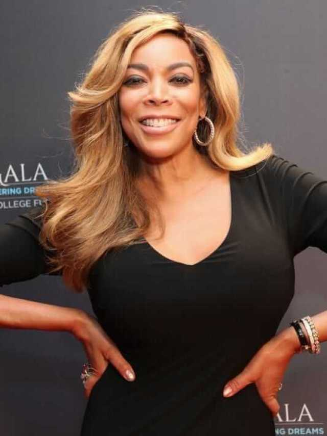 wendy williams smile pics