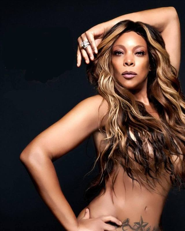 wendy williams topless