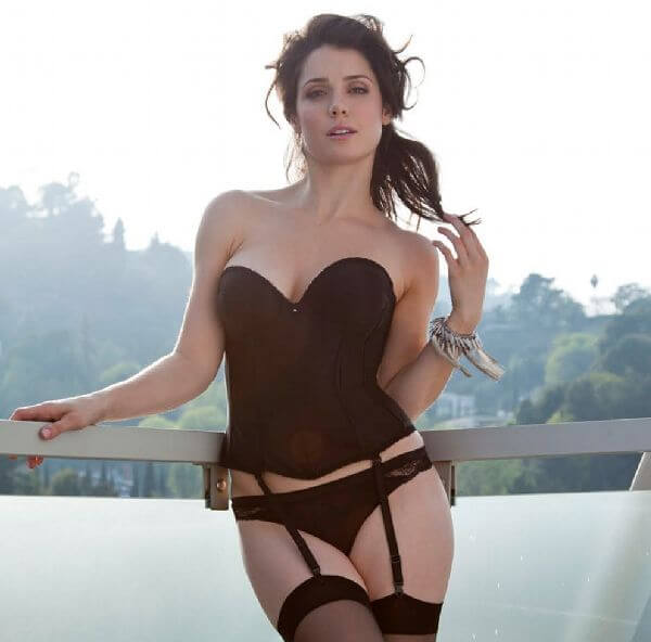 Naked Ali Cobrin photo and video « Naked Celebrities