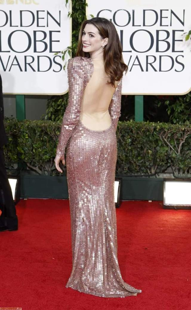 Anne Hathaway awesome picture