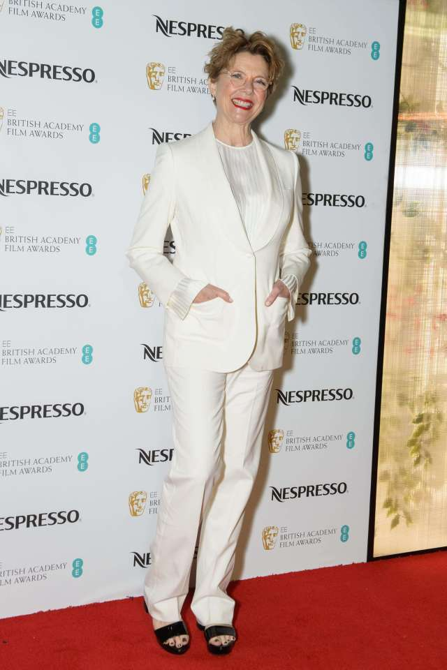 Annette Bening awesome photo
