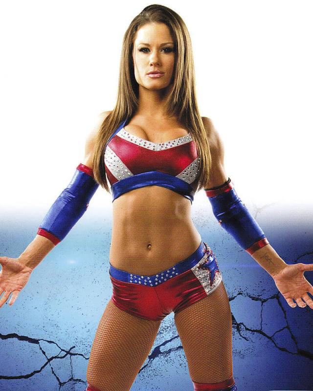 Brooke Tessmacher hot pic