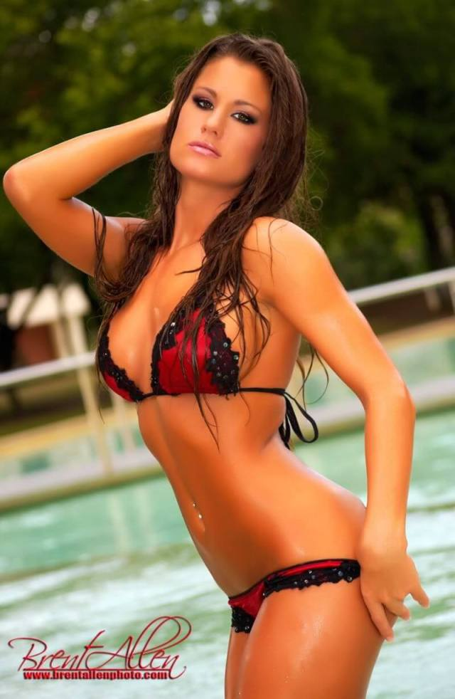 Brooke Tessmacher sexy picture