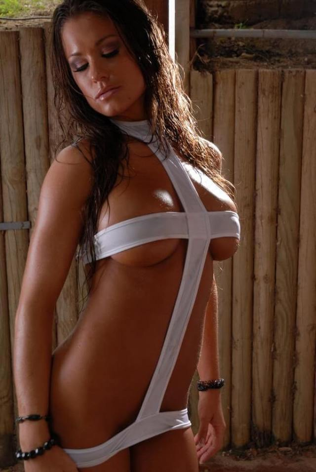 Brooke Tessmacher sexy