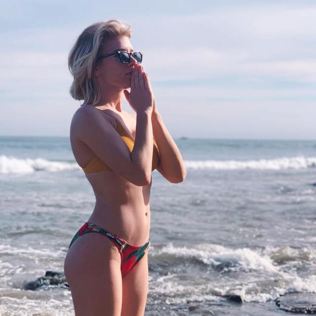 Courtney Miller booty