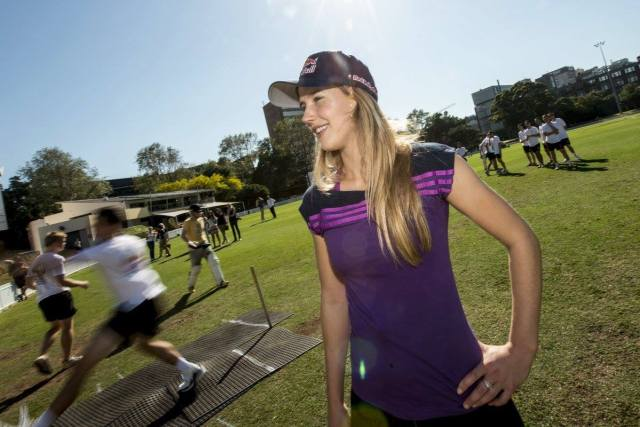 Ellyse Perry awesome